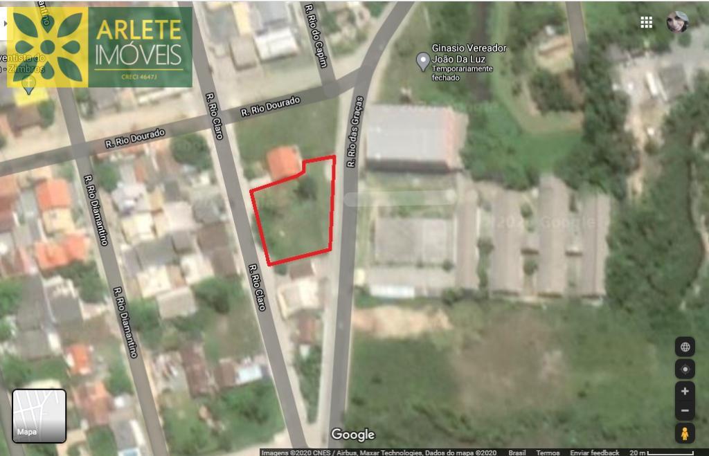 Terreno Codigo 2224 a Venda no bairro-Zimbros na cidade de Bombinhas