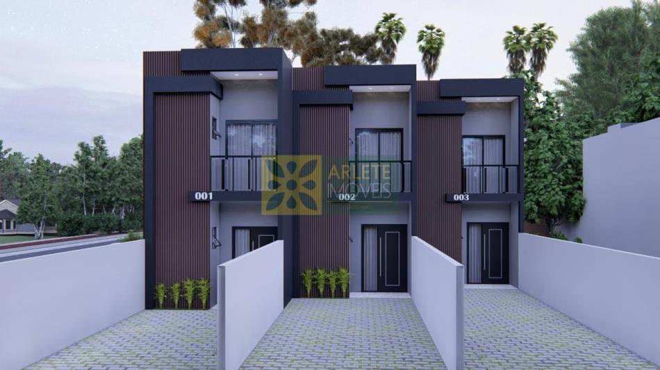 Casa Codigo 2497 a Venda no bairro-Vila Nova na cidade de Porto Belo