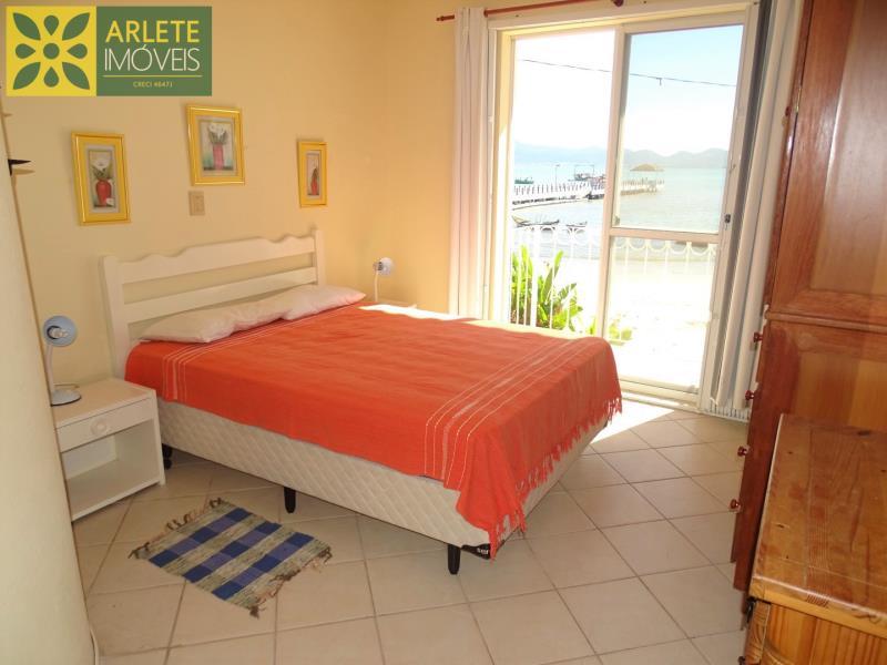 11 - quarto com vista para o píer imóvel locação porto belo