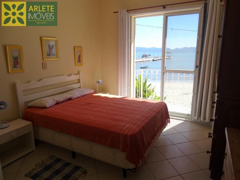 12 - quarto com vista para o píer imóvel locação porto belo