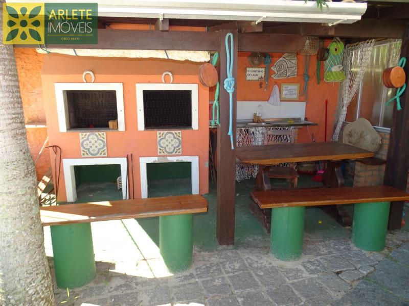 20 - área social e churrasqueira residencial locação porto belo