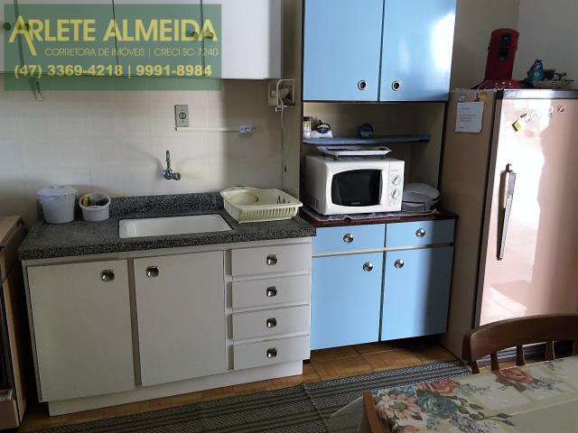 cozinha imóvel locação porto belo