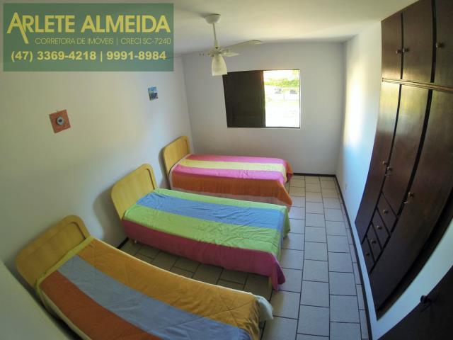 34 - dormitório 3 imóvel locação perequê