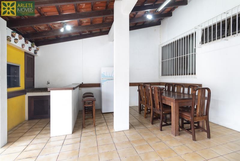 24 - área de churrasqueira casa beira mar locação porto belo