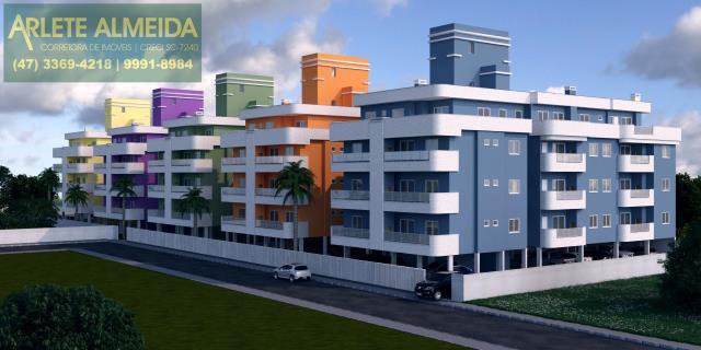Apartamento Codigo 2092 a Venda no bairro-Bombas na cidade de Bombinhas