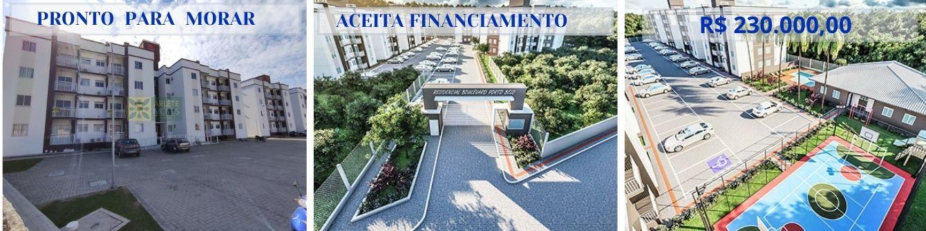 Apartamentos a partir de 230mil. financiavel!