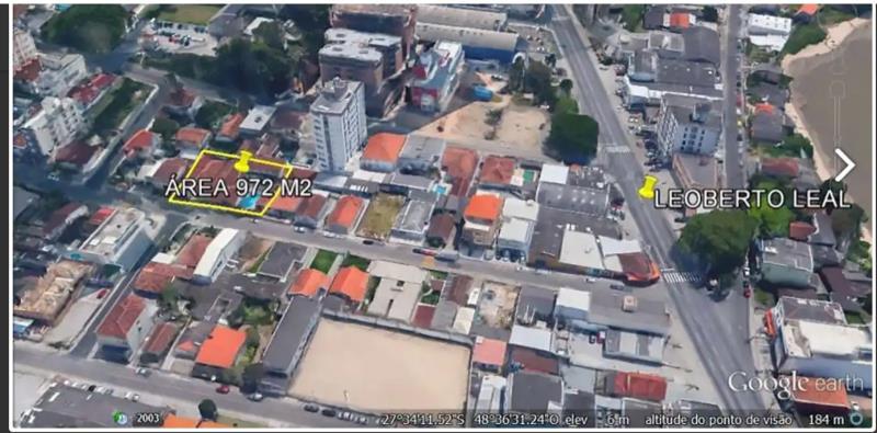 Localização: Referente a Avenida Principal