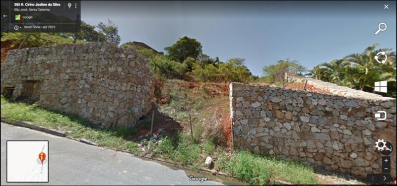 Terreno - Código 702 Imóvel a Venda no bairro Forquilhinhas na cidade de São José