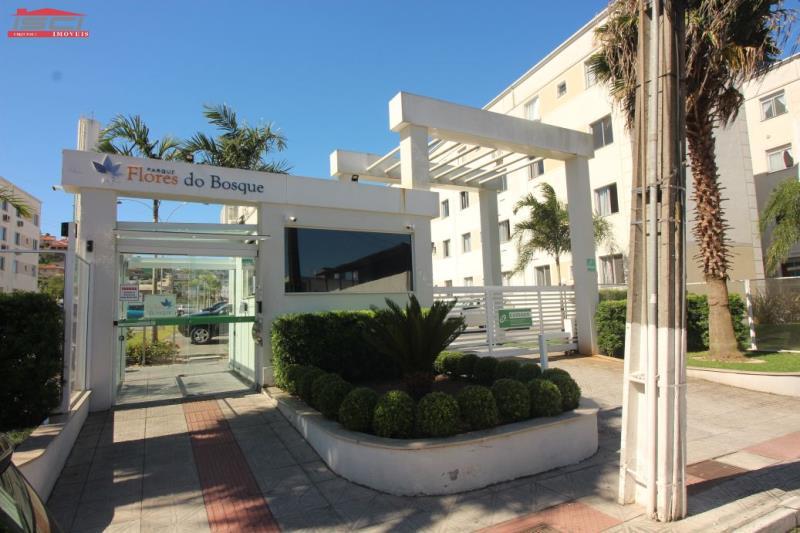 Apartamento Código 1003 Imóvel para Alugar no bairro Roçado na cidade de São José