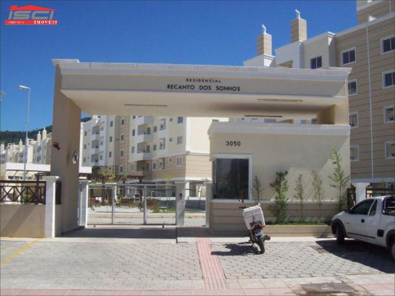 Apartamento Código 1035 Imóvel para Alugar no bairro Pedra Branca na cidade de Palhoça
