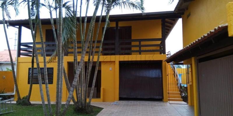 Casa Código 6068 para Venda no bairro Vargem do Bom Jesus na cidade de Florianópolis