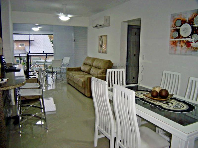 Apartamento Código 6318 para Temporada no bairro Jurerê na cidade de Florianópolis