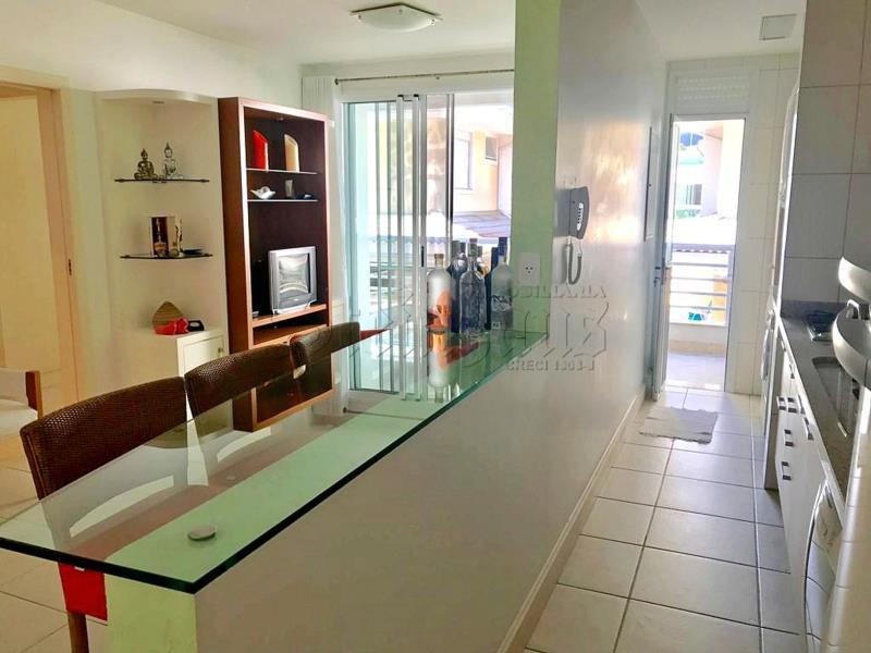 Apartamento Código 8514 para Temporada no bairro Jurerê Internacional na cidade de Florianópolis