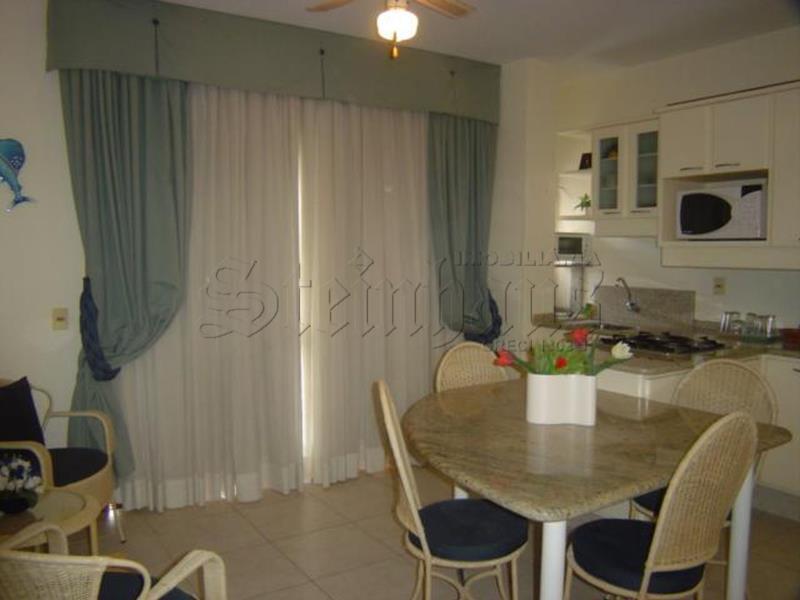 Apartamento Código 8548 para Temporada no bairro Jurerê Internacional na cidade de Florianópolis