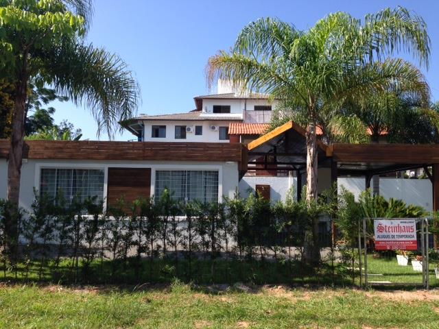 Casa Código 9139 para Temporada no bairro Jurerê na cidade de Florianópolis