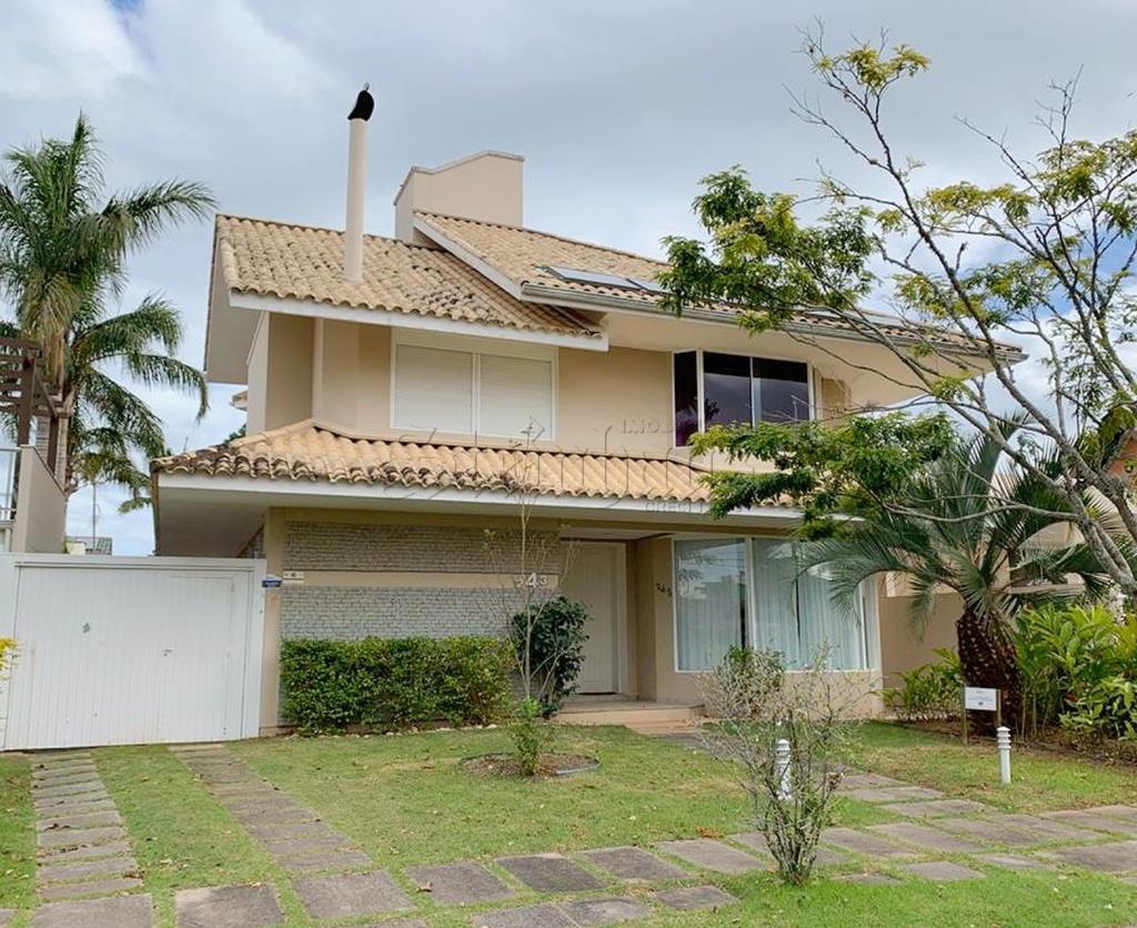 Casa Código 9828 para Temporada no bairro Jurerê Internacional na cidade de Florianópolis