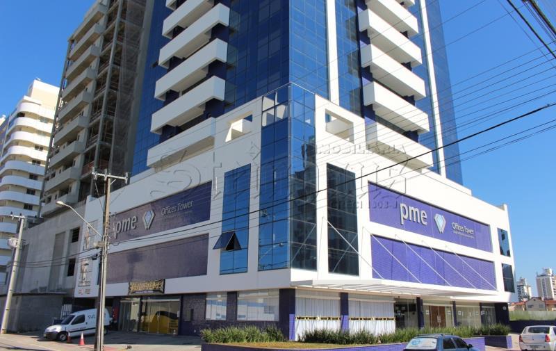 Sala Código 9900 para Venda PMF OFFICES TOWER no bairro Pagani na cidade de Palhoça