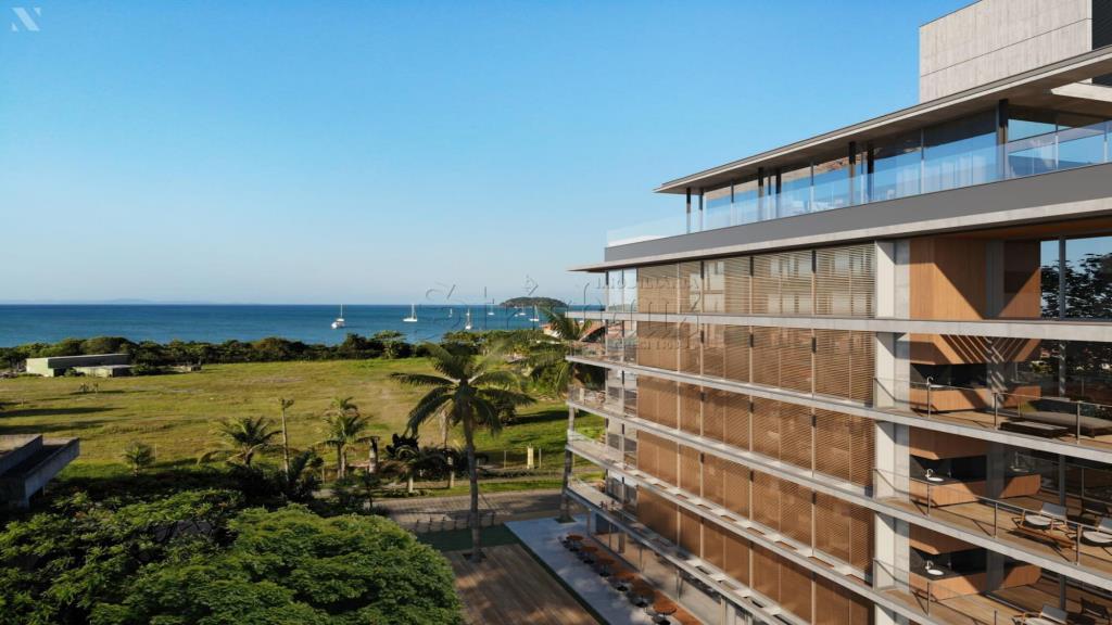 Apartamento Código 10039 para Venda JURERE ON no bairro Jurerê na cidade de Florianópolis