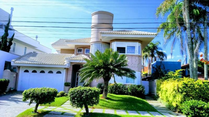 Casa Código 10077 para Venda no bairro Jurerê Internacional na cidade de Florianópolis