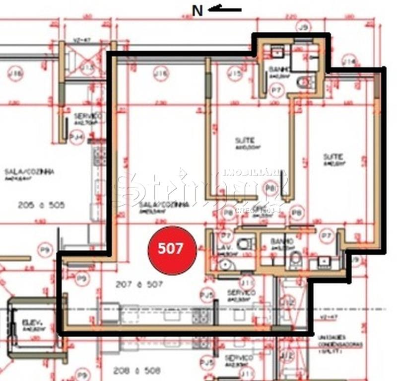 Apartamento Código 10080 para Venda no bairro Jurerê Internacional na cidade de Florianópolis