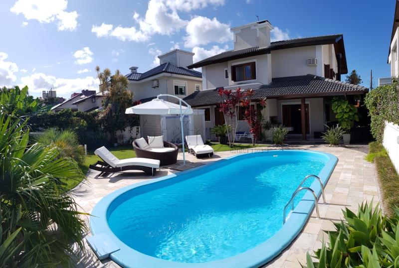 Casa Código 10124 para Temporada  no bairro Jurerê Internacional na cidade de Florianópolis