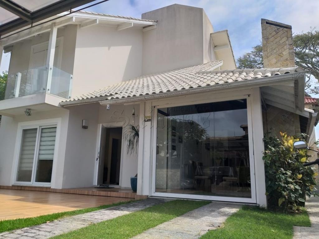 Casa Código 10254 para Venda no bairro Jurerê na cidade de Florianópolis