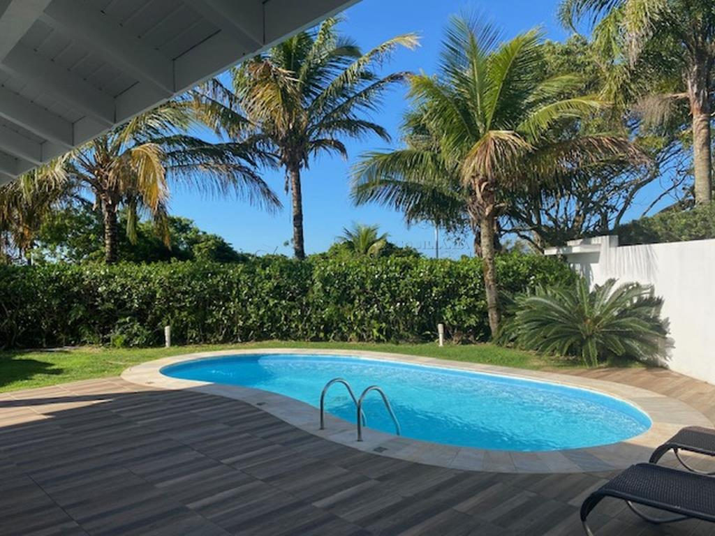 Casa Código 10345 para Temporada no bairro Jurerê Internacional na cidade de Florianópolis