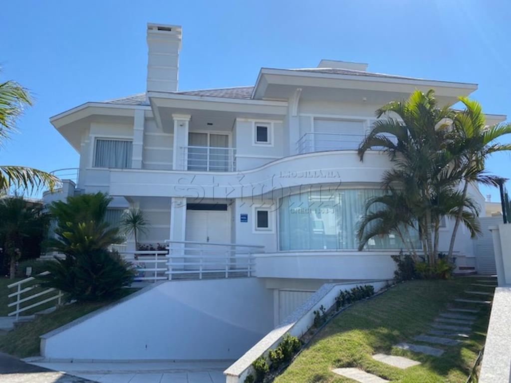 Casa Código 10375 para Temporada no bairro Jurerê Internacional na cidade de Florianópolis