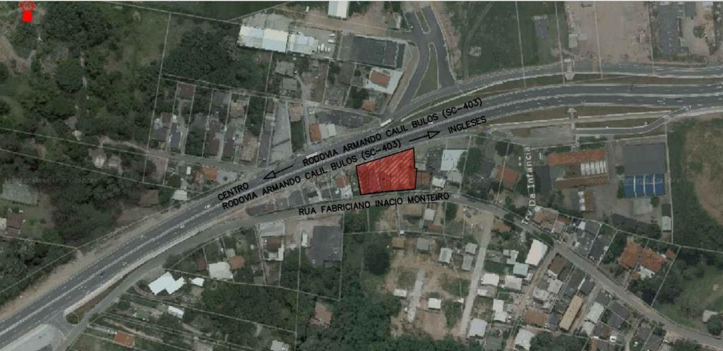 Terreno Código 10438 para Venda no bairro Vargem do Bom Jesus na cidade de Florianópolis