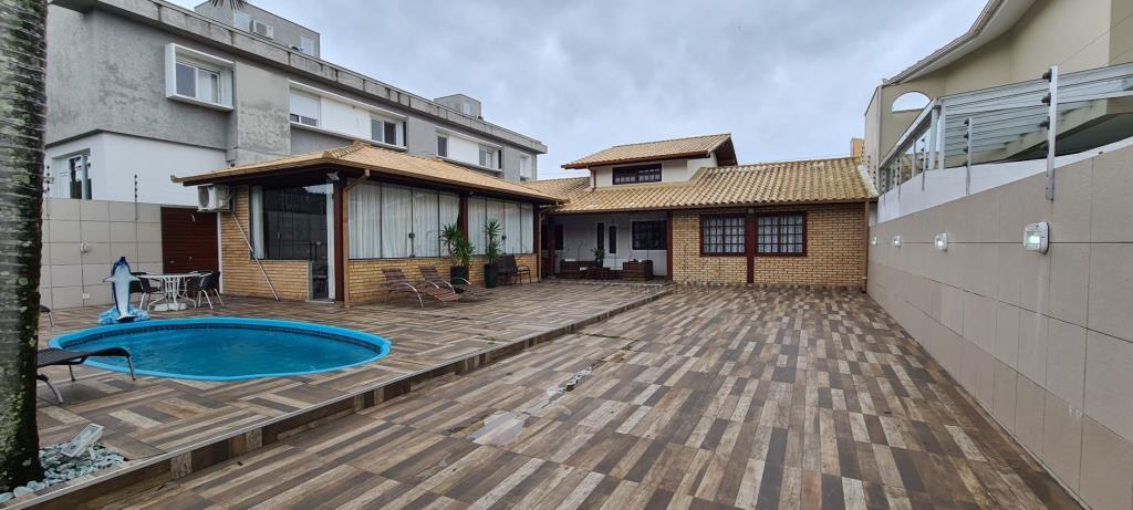 Casa Código 10688 para Temporada no bairro Jurerê na cidade de Florianópolis