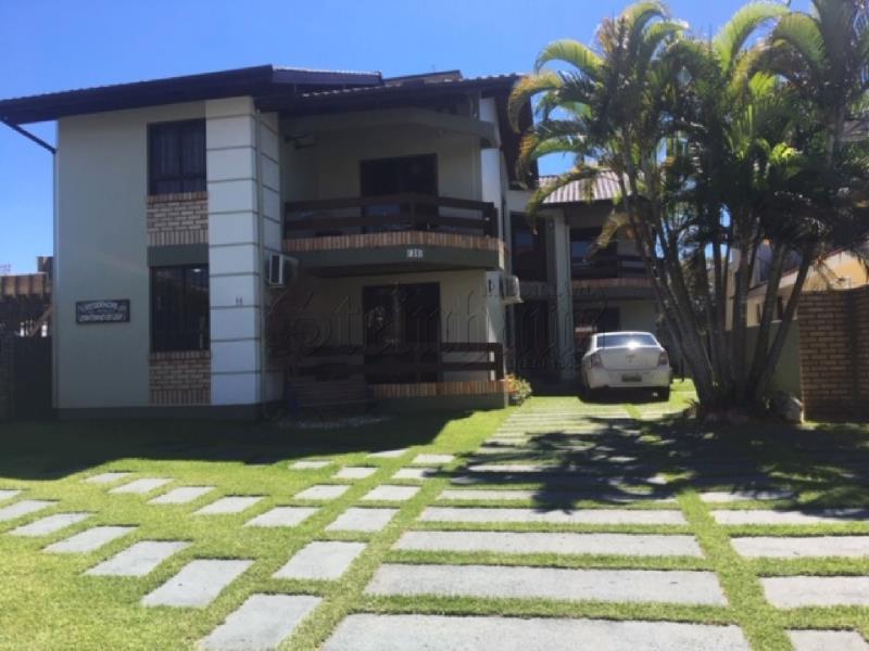 Apartamento Código 2653 para Temporada ARENQUES RES. no bairro Jurerê Internacional na cidade de Florianópolis