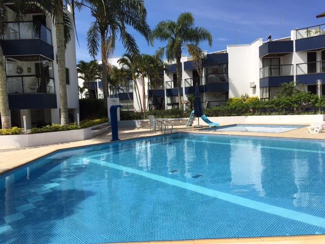 Apartamento Código 9693 para Temporada no bairro Canasvieiras na cidade de Florianópolis