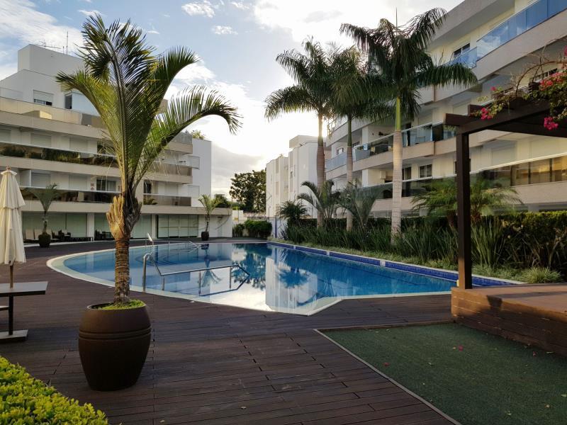 Apartamento Código 9966 para Aluguel Temporada PORTO DE JURERE no bairro Jurerê na cidade de Florianópolis