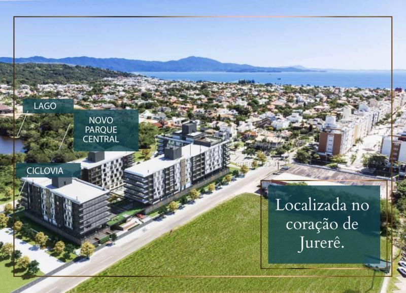 Apartamento Código 10339 para Venda VILA DO LAGO no bairro Jurerê Internacional na cidade de Florianópolis