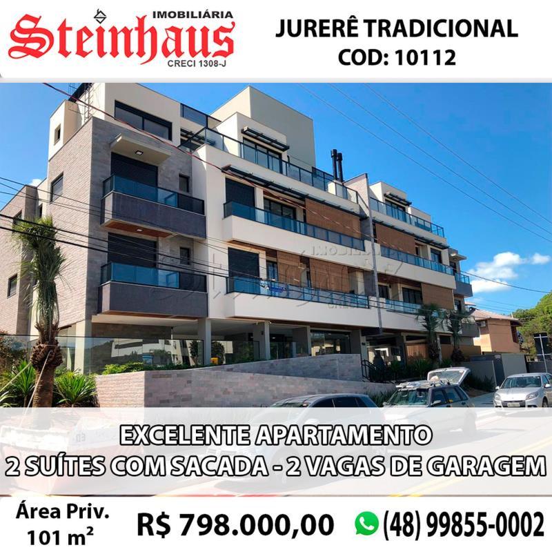 Apartamento Código 10112 para Venda no bairro Jurerê na cidade de Florianópolis