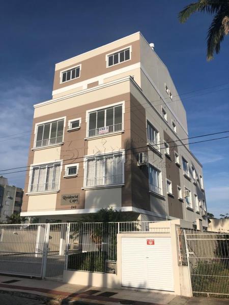 Apartamento Código 10196 para Venda CAPRI RESIDENCIAL no bairro Canasvieiras na cidade de Florianópolis