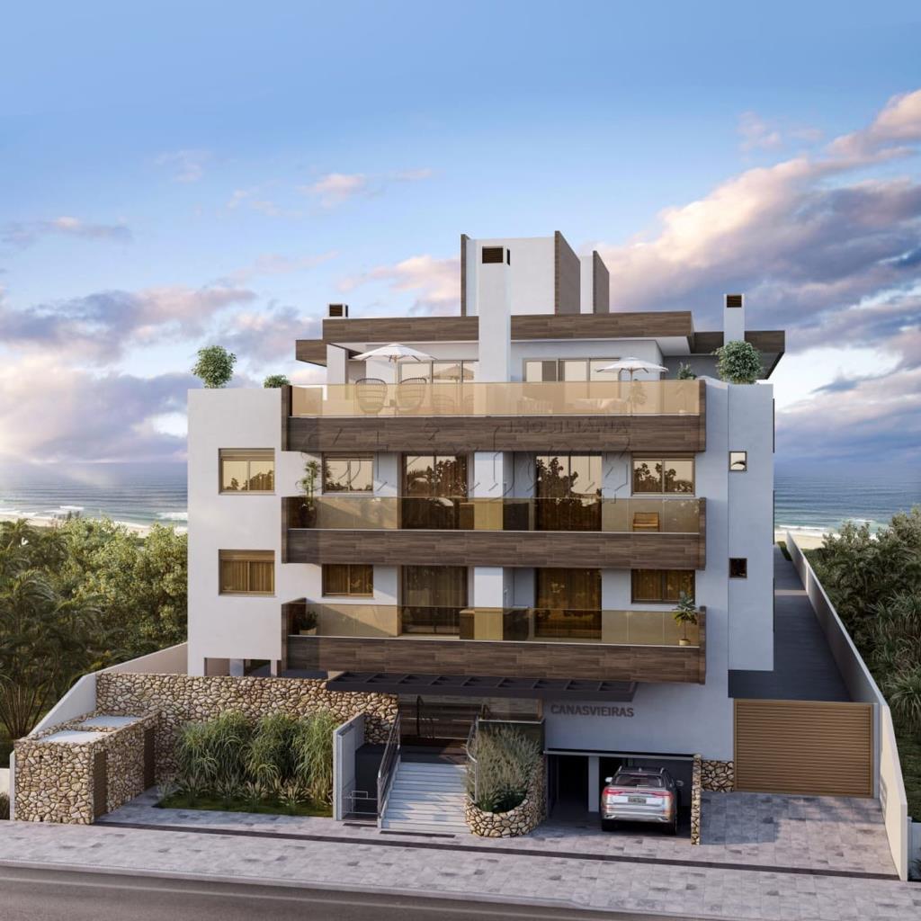 Apartamento Código 10500 para Venda Residencial Canasvieiras no bairro Canasvieiras na cidade de Florianópolis
