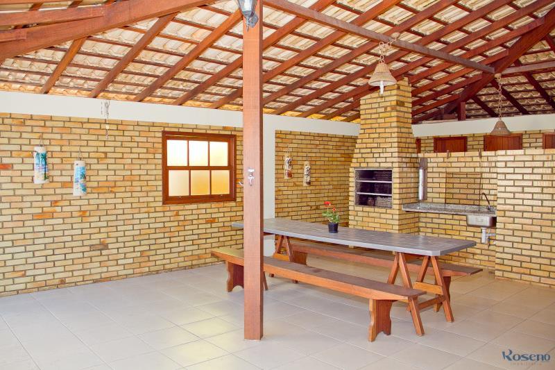 Casa Codigo 4 para Alugar para temporada no bairro Palmas na cidade de Governador Celso Ramos Área externa