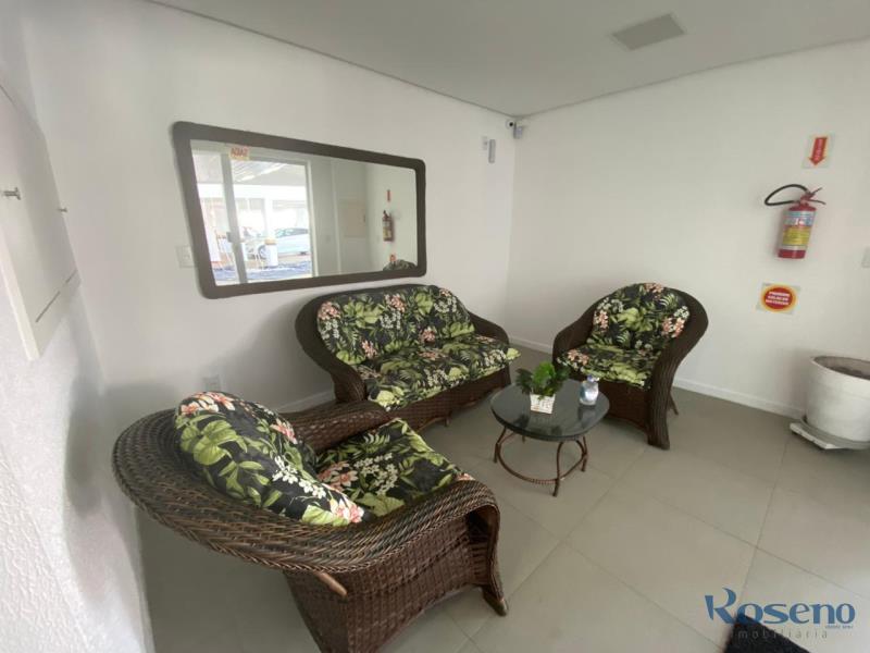 Apartamento Codigo 65 para Alugar para temporada no bairro Palmas na cidade de Governador Celso Ramos hall de entrada