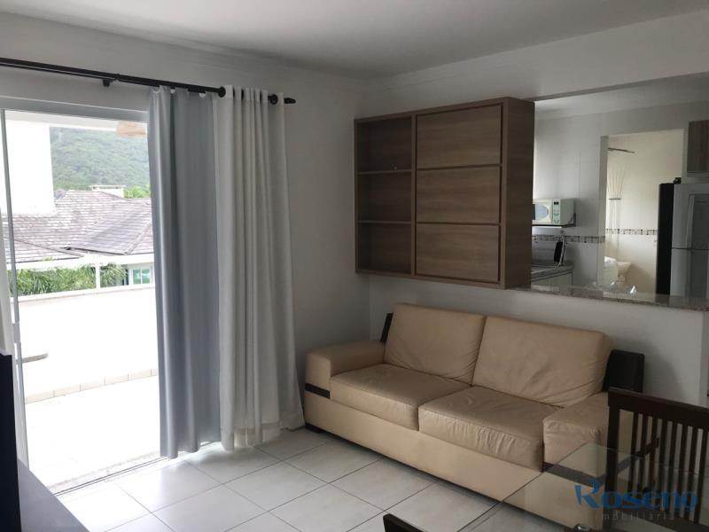 Apartamento Codigo 114 para Alugar para temporada no bairro Palmas na cidade de Governador Celso Ramos Sala de estar