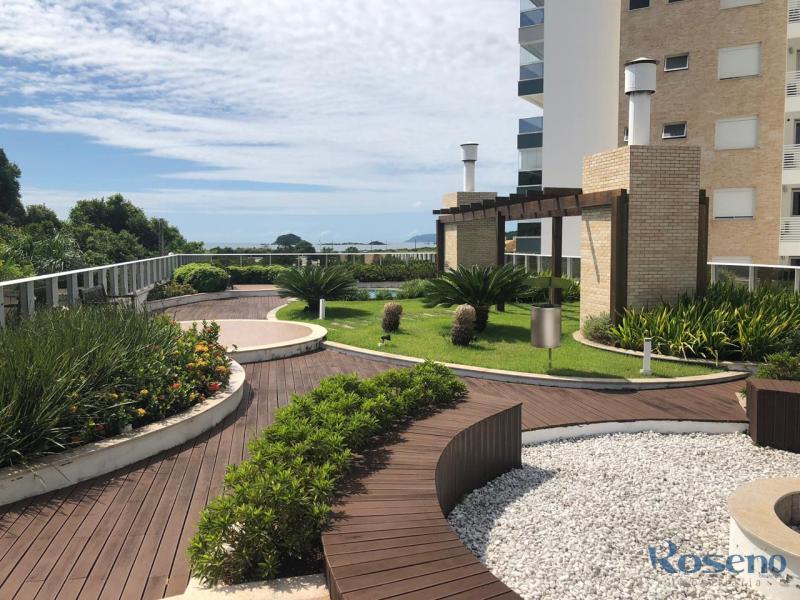 Apartamento Codigo 56 para Alugar para temporada no bairro Palmas na cidade de Governador Celso Ramos Jardim Japonês