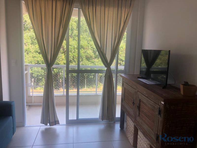 Apartamento Codigo 99 para Alugar para temporada no bairro Palmas na cidade de Governador Celso Ramos Sala de estar