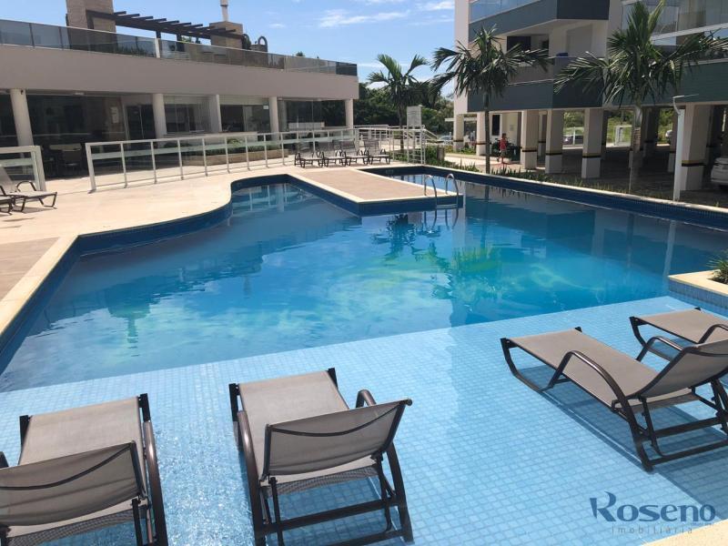Apartamento Codigo 64 para Alugar para temporada no bairro Palmas na cidade de Governador Celso Ramos Piscina