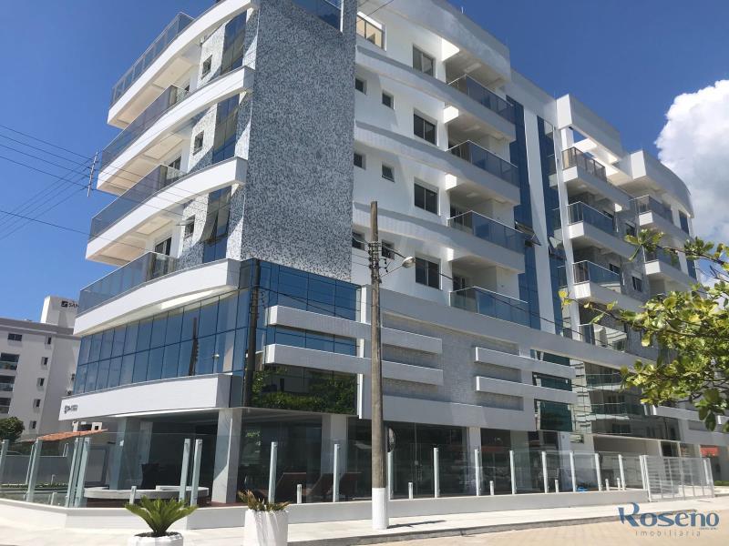 Apartamento Codigo 22 para Alugar para temporada no bairro Palmas na cidade de Governador Celso Ramos Fachada