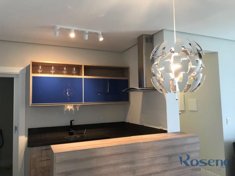 Apartamento Codigo 22 para Alugar para temporada no bairro Palmas na cidade de Governador Celso Ramos Cozinha