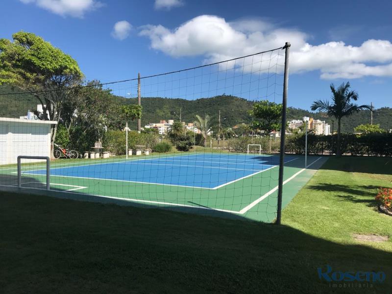 Cobertura Codigo 29 para Alugar para temporada no bairro Palmas na cidade de Governador Celso Ramos quadra de esportes
