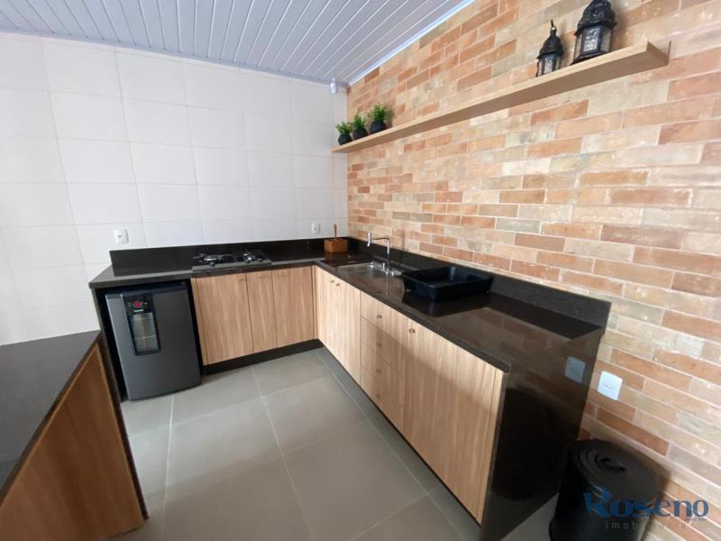 Cozinha Area de churrasqueira