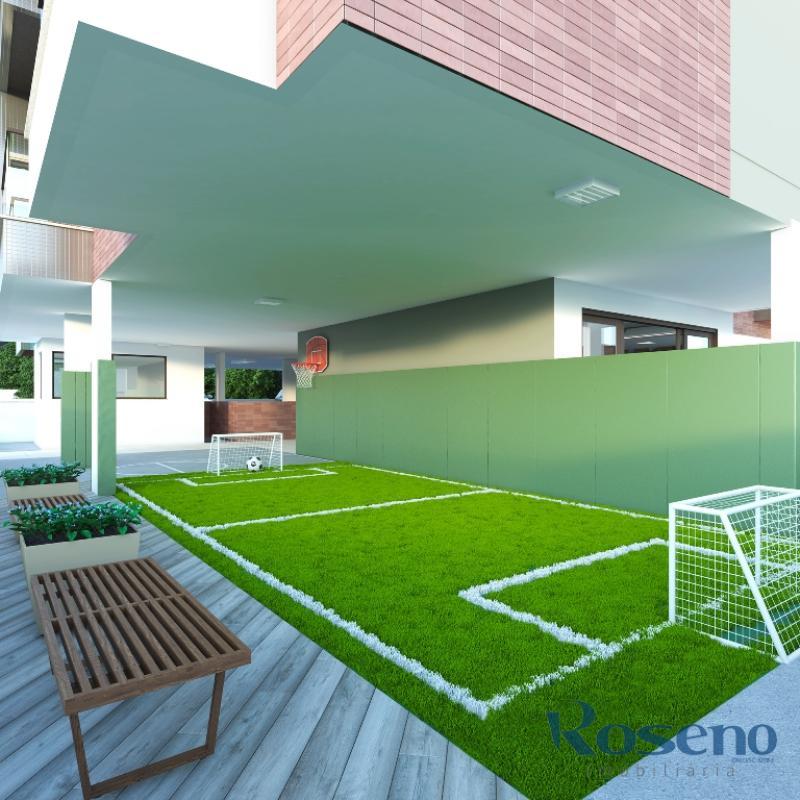 Apartamento Codigo 253 a Venda no bairro Palmas na cidade de Governador Celso Ramos Spazio di Palmas Quadra esportiva