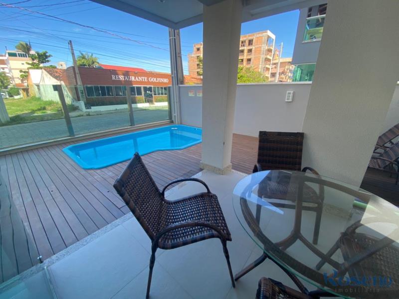 Apartamento Codigo 72 para Alugar para temporada no bairro Palmas na cidade de Governador Celso Ramos