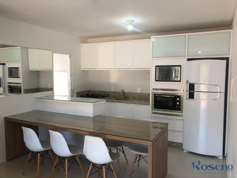 Apartamento Codigo 78 para Alugar para temporada no bairro Palmas na cidade de Governador Celso Ramos Cozinha